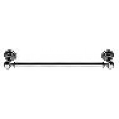 "24"" wall mounted towel bar."